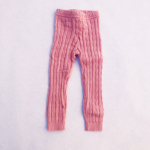 Cable Knit Baby Tights (4107705876562)
