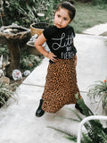 High Waisted Leopard Skirt (4215662641234)