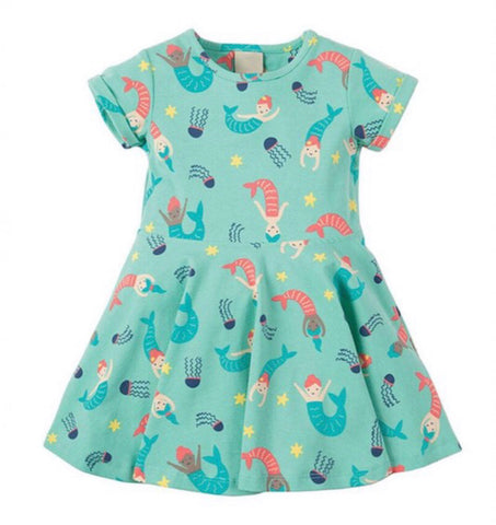Mermaid Dress (4069559009362)