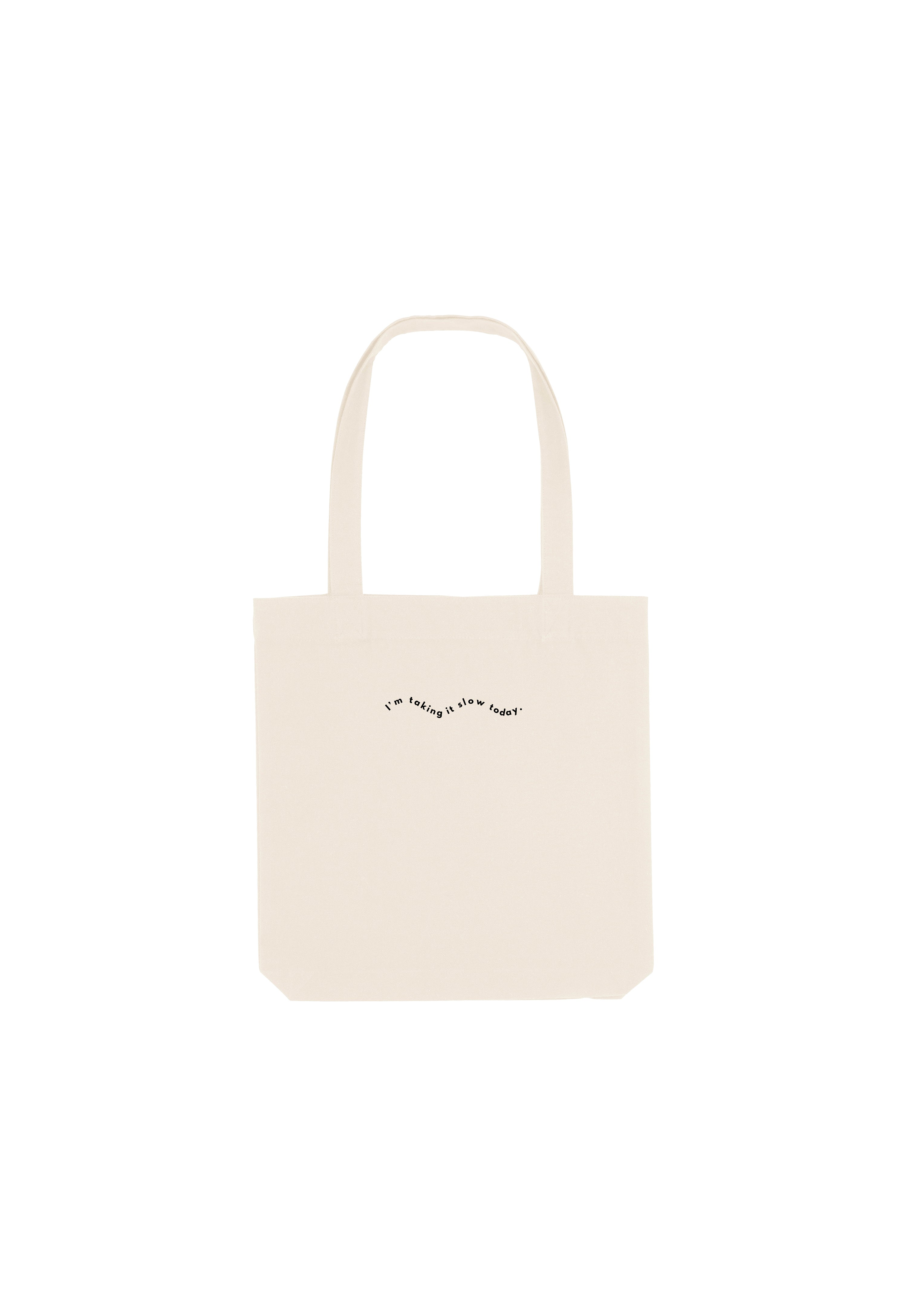 Taking It Slow Tote Bag