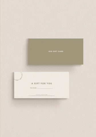 Gift Card Physical