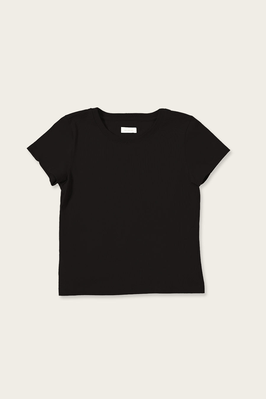 The Fitted Tee Black