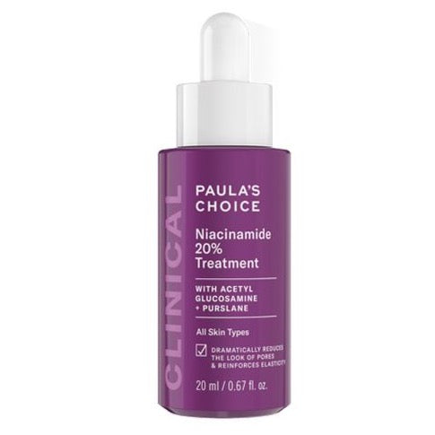 Clinical Traitement 20% Niacinamide