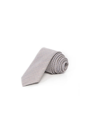 Romano Botta Grey Wool Tie