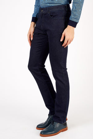 Romano Botta Dark Blue Denim Trousers