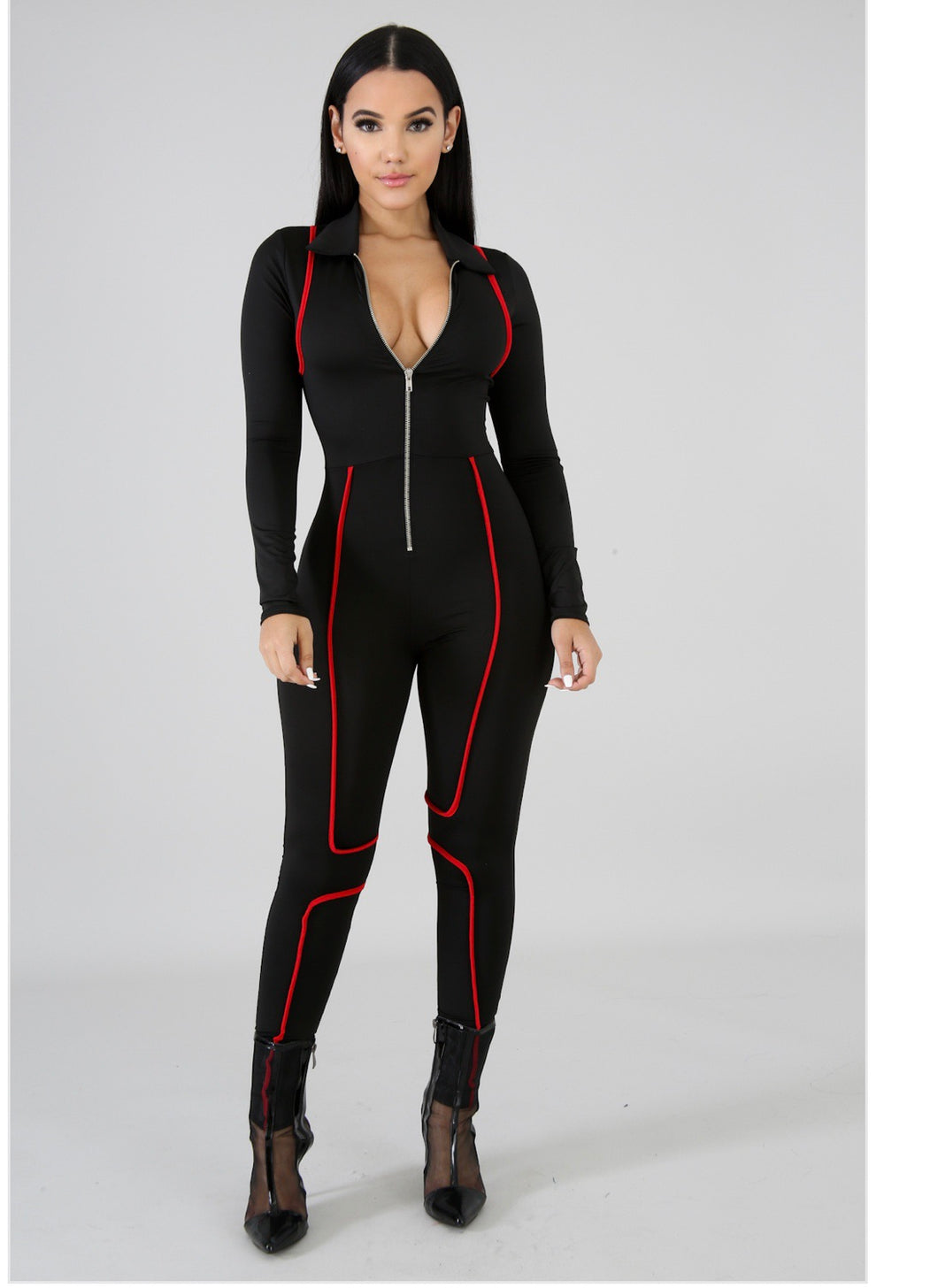 Up to Speed Jumpsuit