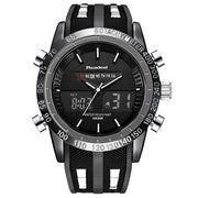 """Euphoria Swash"" black red - Panache Watches™"