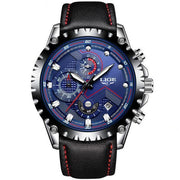"""Rapture Bold"" Blue Black White - Panache Watches™"