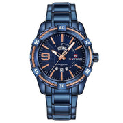"""Rapture Aqua"" multi-colors - Panache Watches™"