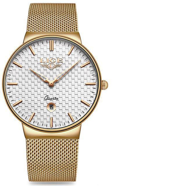 """Elation Gold"" multi-colors - Panache Watches™"