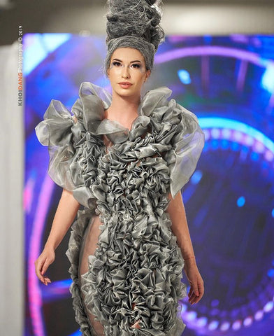 Fluffy Cloud Couture Womens fashion