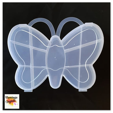BEAD CONTAINER - BUTTERFLY