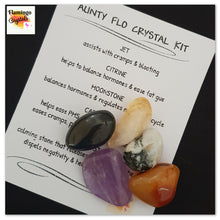 Load image into Gallery viewer, 'AUNTY FLO' CRYSTAL KIT