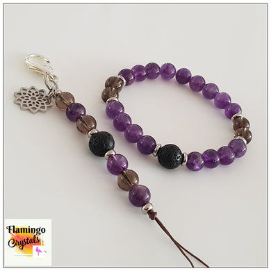 HEADACHE BRACELET & DANGLER DIFFUSER SET