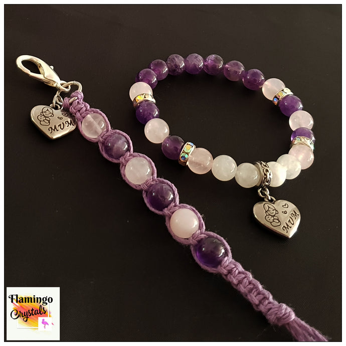 NEW MUMMY BRACELET & DANGLER SET