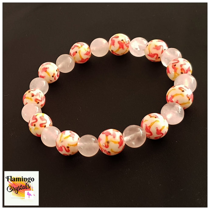 FLAMINGO BRACELET - KIDS