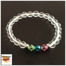 Load image into Gallery viewer, FAMILY BIRTHSTONE BRACELET - KIDS