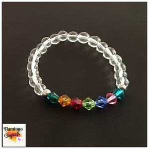 FAMILY BIRTHSTONE BRACELET - KIDS