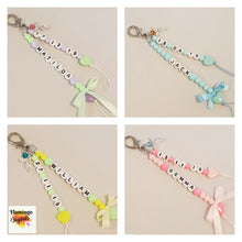 Load image into Gallery viewer, PERSONALISED BABY DANGLER