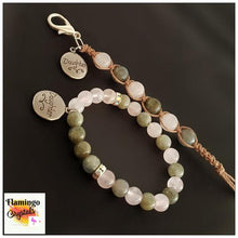 Load image into Gallery viewer, MOTHER & DAUGHTER BRACELET & DANGLER SET