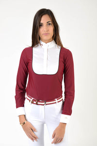Makebe Ladies Show Shirt Long Sleeve ANGEL