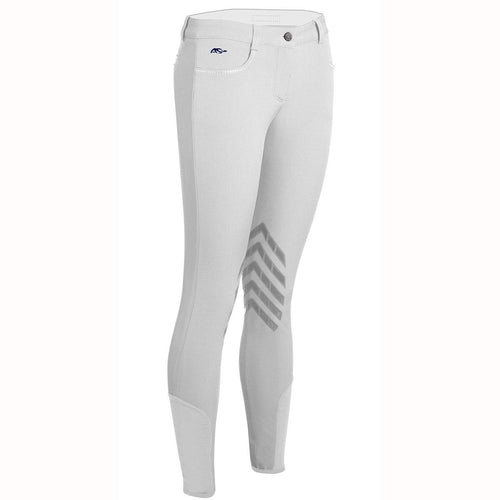 Anna Scarpati SARDA Knee Grip Mid/Low Rise Riding Breeches