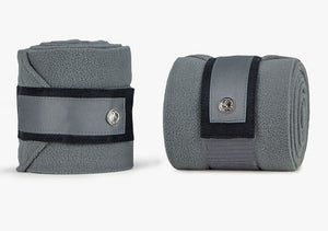 PS of Sweden FW20 Mongram Polo Bandages | Anthracite
