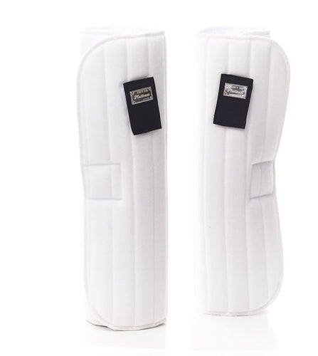 Rider by Horse Bandage Pads - Standard Black or White (Per Pair)