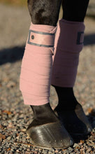 PS of Sweden Limited Monogram Polo Bandages | Blush