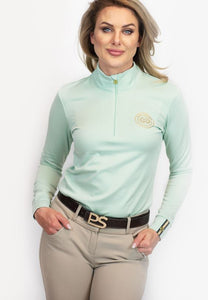 PS of Sweden Limited Summer Baselayer Bonnie | Mint Green, Sky Blue, Soft Lilac