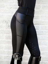 PS of Sweden Helena and Cindy Riding Tights BLACK