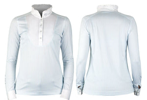 PS of Sweden Doris Polo Shirt | Light Blue or Pink