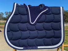 Anna Scarpati Custom Quadro Jump Set Navy and White