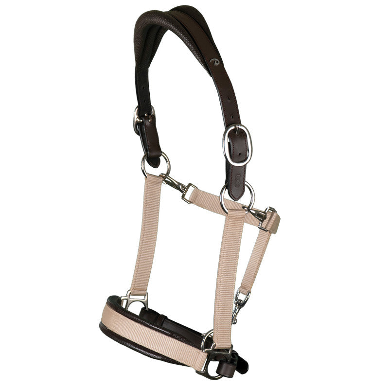 Dy'on La Cense 2 in 1 Halter Creme/Brown