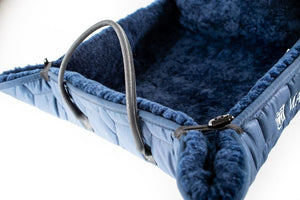 Mattes Dog Bed Standard Short Lambswool Model - Custom Order