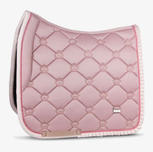 PS of Sweden SS21 Pink Ruffle Saddle Pad