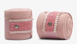 PS of Sweden SS21 Ruffle Pink Polo Bandages PREORDER