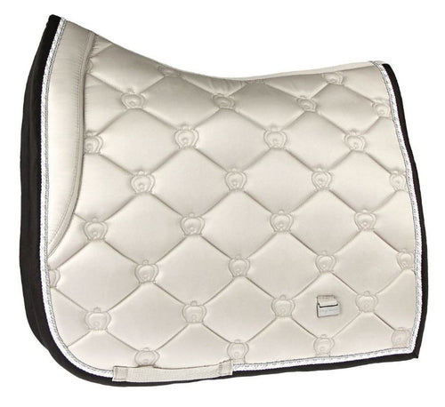 PS of Sweden Limited Prosecco Monogram Saddle Pad | Dressage or Jump