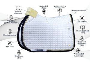 PS of Sweden PRO Collection JUMP Saddle Pad