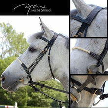 Dy'on Collection Rope Noseband Bridle
