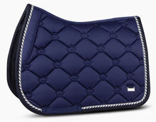 PS of Sweden SS21 Monogram Saddle Pad Royal | Jump or Dressage | Preorder