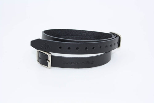 Makebe Leather Spur Strap - Choose Colour