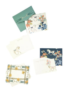 Ronner Equestrian Stationery Gift Card Set of 14 Mixed Cards