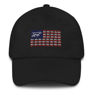 Open image in slideshow, Flag Dad Hat