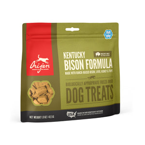 Orijen Bison Freeze-Dried Dog Treats