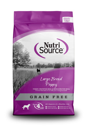 Nutri Source Large Breed Puppy Grain Free