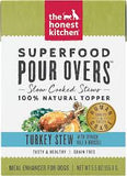 Honest Kitchen Pumpkin Pour Overs Turkey & Pumpkin Stew