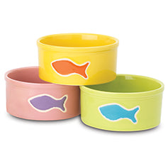 Petrageous Teeny Tiny Fish Water Bowl 2 Cups