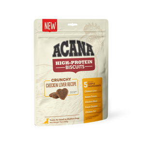 Acana Biscuits Chicken & Liver 9 oz.