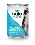 Nulo Grain-Free Turkey, Salmon & Chickpeas Recipe